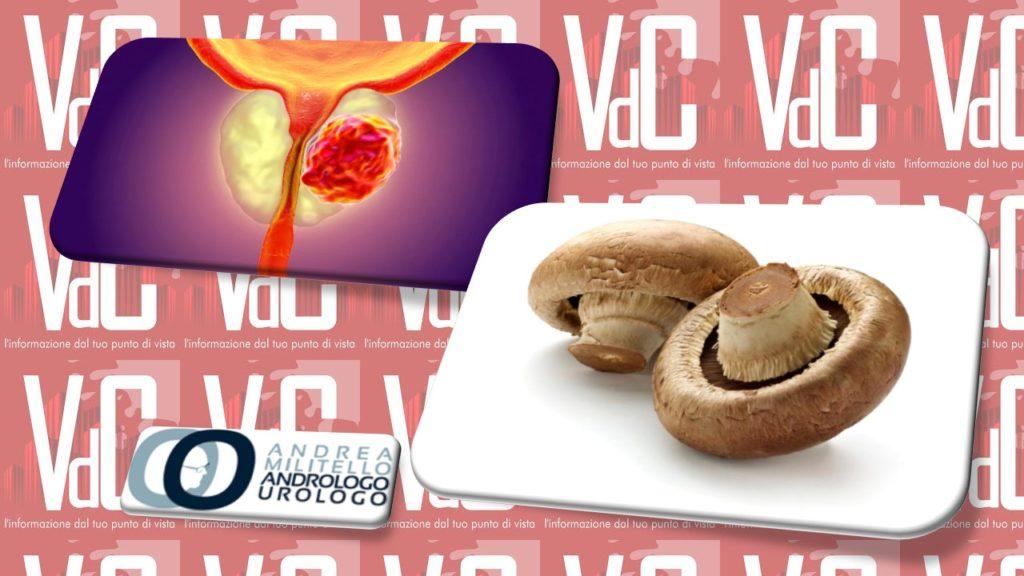 trattamento del cancro alla prostata e uso di alcol