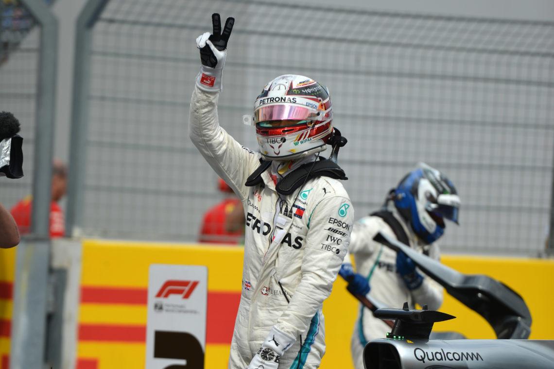 F1, le pagelle del gp di Russia: doppietta Mercedes ma quanta fortuna