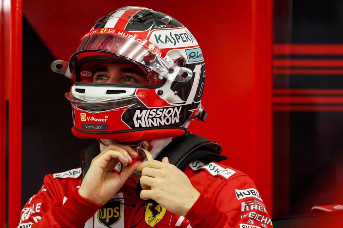 Leclerc vince la prima gara in carriera, a podio Hamilton e Bottas