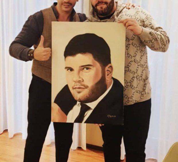 """L'artista catanese Alfonso Restivo per il secondo anno consecutivo negli Stati Uniti per il """"Premio Eccellenza Italiana 2019"""""""