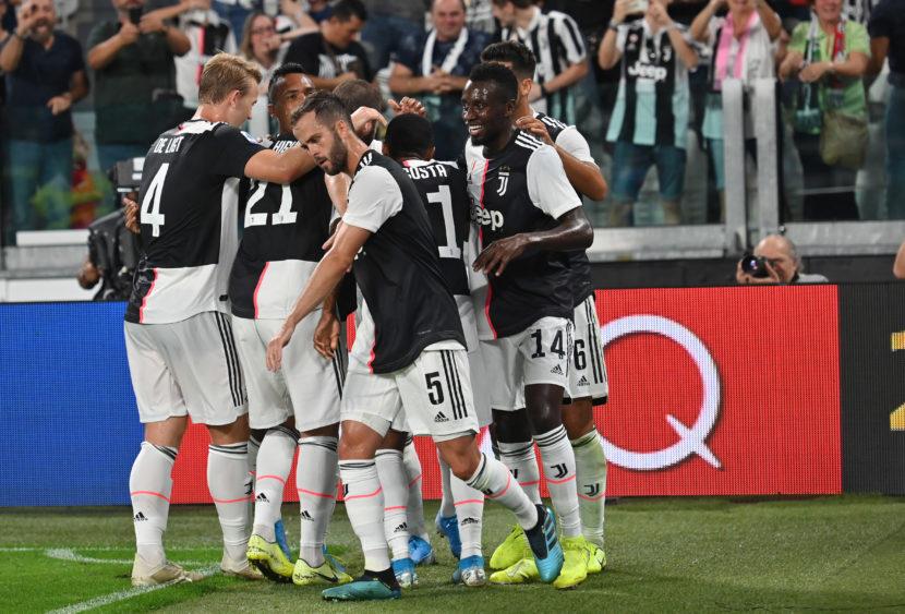 Champions League: la Juventus vince, Il Napoli si ferma. Le nerazzurre perdono immeritatamente