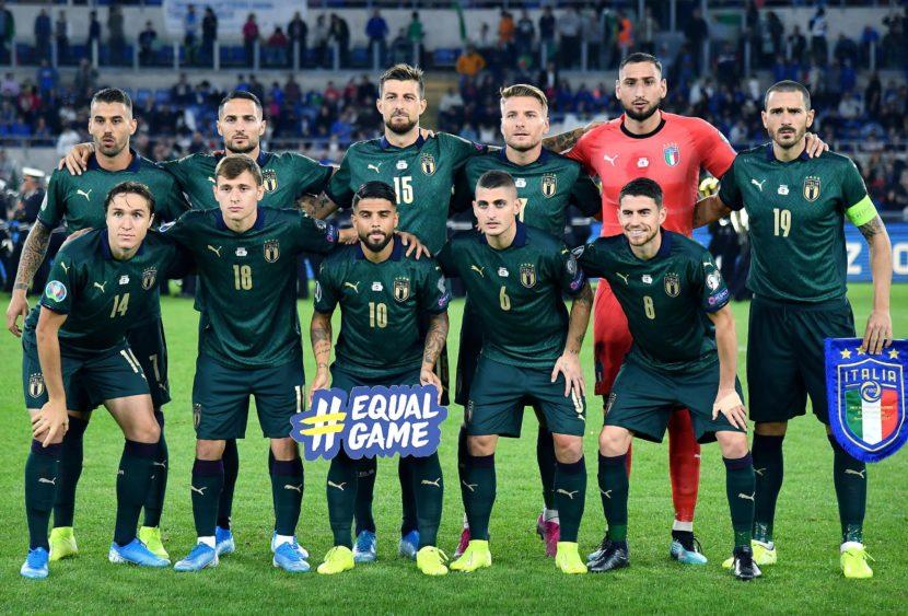 Italia, è festa totale: Azzurri a Euro 2020 in largo anticipo!