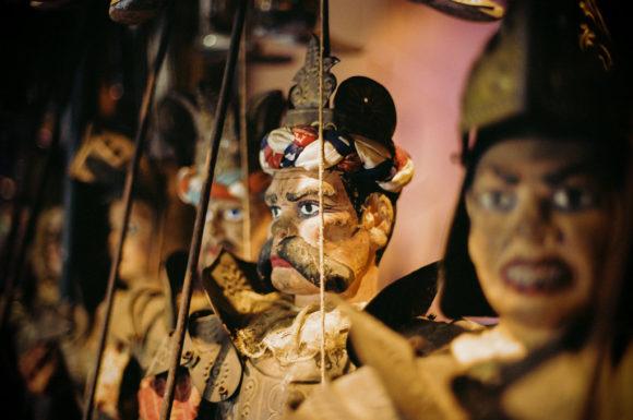 """""""I cunti de ciancianeddi"""" l'atteso spettacolo per marionette da tavolo del Teatro dei Giganti"""