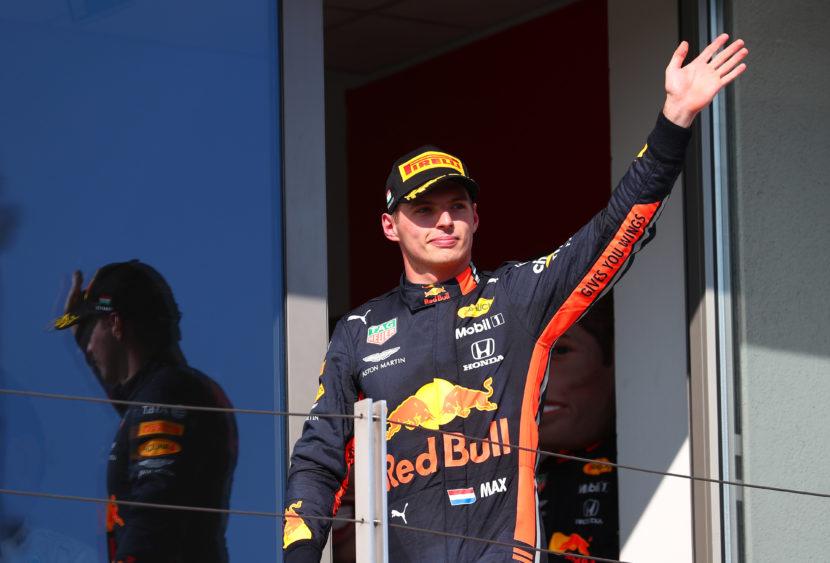 F1: Super Verstappen vince in Brasile, primo podio per Gasly. Vettel e Leclerc si buttano fuori a vicenda