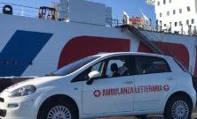 L'Ambulanza Letteraria parcheggia al liceo Lombardo Radice