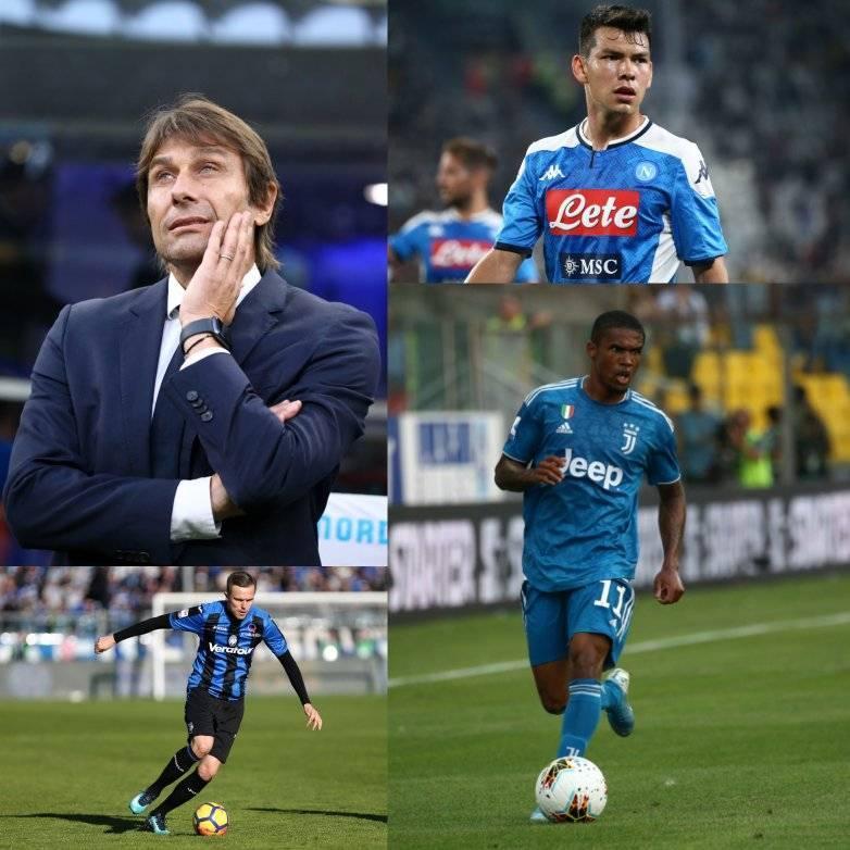 Champions League: Juve qualificata, Napoli e Atalanta pareggiano, Inter secondo tempo schock