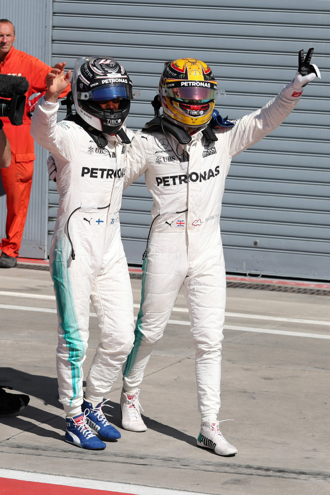 """F1, le pagelle del GP di Austin: malissimo la Ferrari, Hamilton """"forza 6"""", Bottas da lode"""