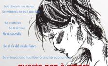 #questononèamore – La Polizia di Stato contro la violenza sulle donne