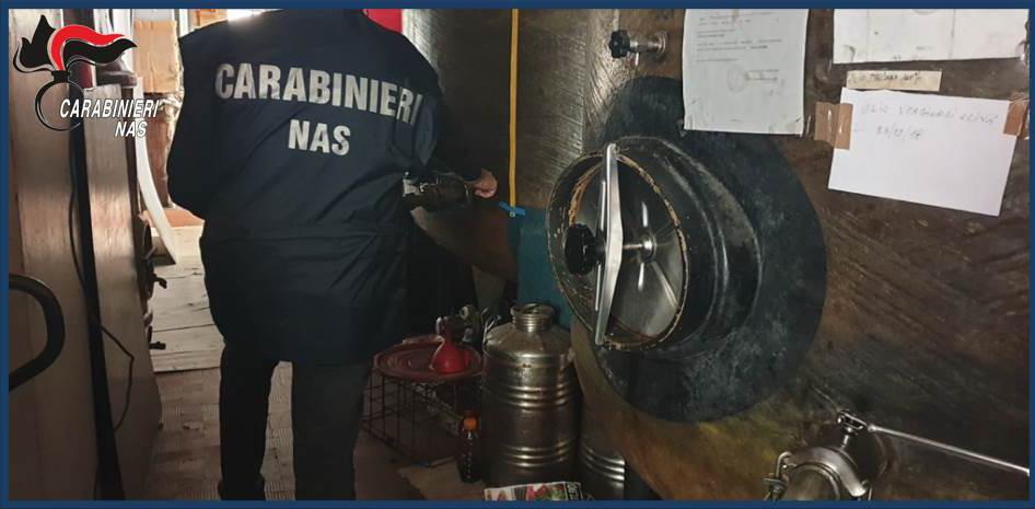 Pessime condizioni igienico-sanitarie: sospeso oleificio nel Messinese