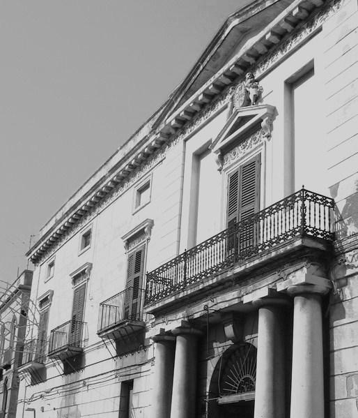 Il salotto buono di Sciacca: Palazzo Arone di Bertolino