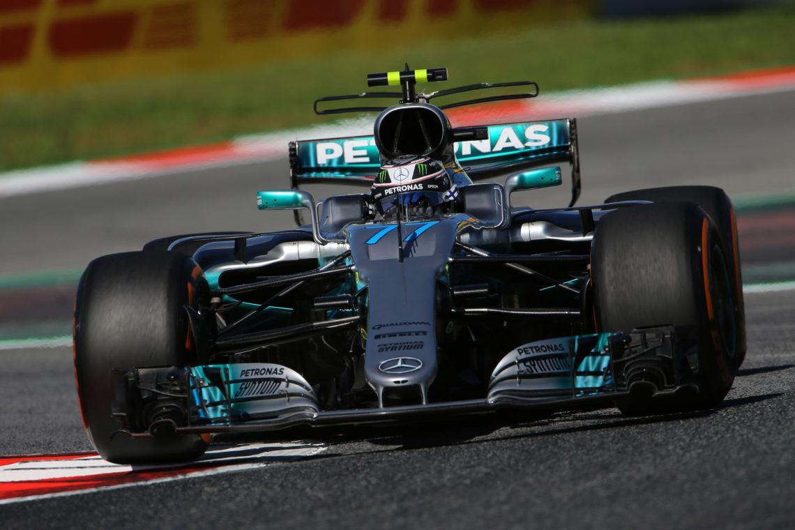F1, Bottas si prende la pole position nel GP delle Americhe: solo quinto Lewis Hamilton