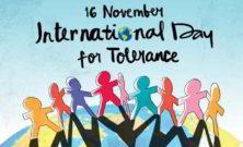 """""""Giornata Internazionale della tolleranza"""" per educare bambini e adolescenti alla disponibilità verso il prossimo"""