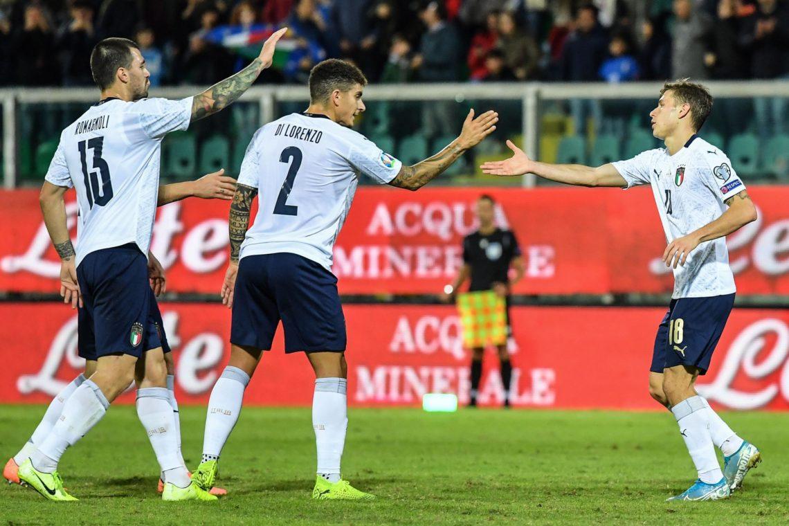 Italia da record, goleada storica all'Armenia: il miglior finale possibile