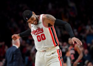 La rivincita di Carmelo Anthony: Melo torna a divertirsi a Portland