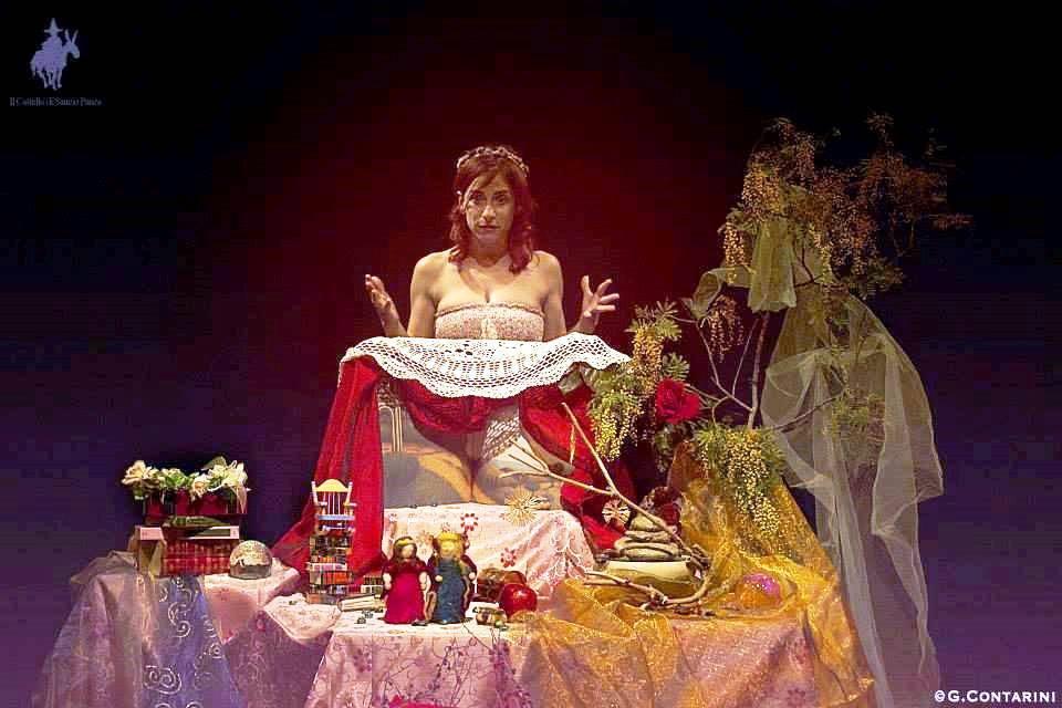 Rosaspina nei teatri di Catania: viaggio tra racconti popolari della città