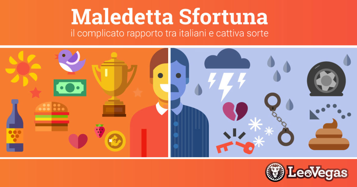 Fortuna e Sfortuna: il 58% degli italiani è scaramantico (terzo posto in UE)