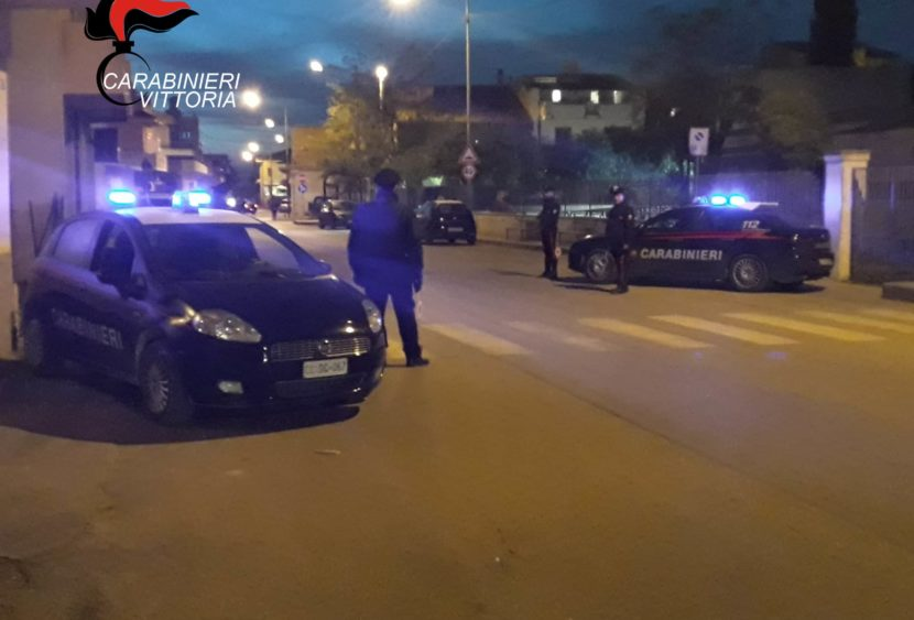 A Chiaramonte Gulfi e a Scoglitti, servizi straordinari di controllo del territorio svolti durante la settimana: cinque gli arresti