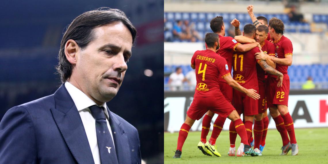 Roma e Lazio: due facce che si oppongono in  Europa League