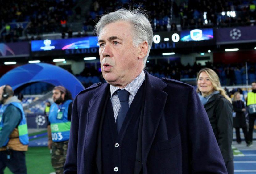 Napoli: Carlo Ancelotti paga per tutti. La colpa era solo sua?