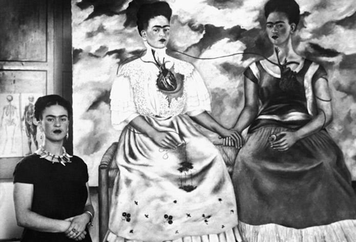 Frida Kalho: un'artista completa, a 360 gradi