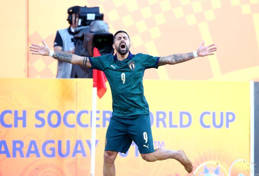 Italia, impresa sfiorata. Il Portogallo vince i Mondiali di Beach Soccer