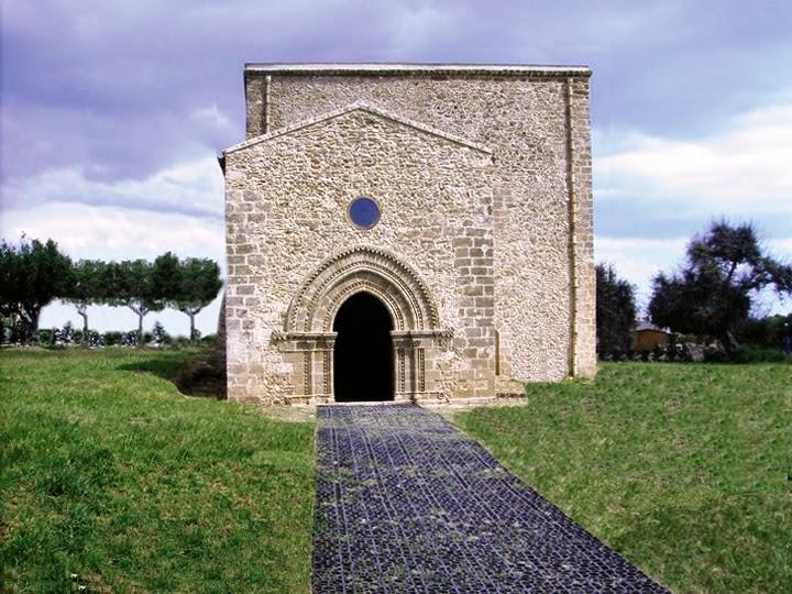 Bellezze di periferia: l'ex chiesa di Santa Maria della Raccomandata a Sciacca