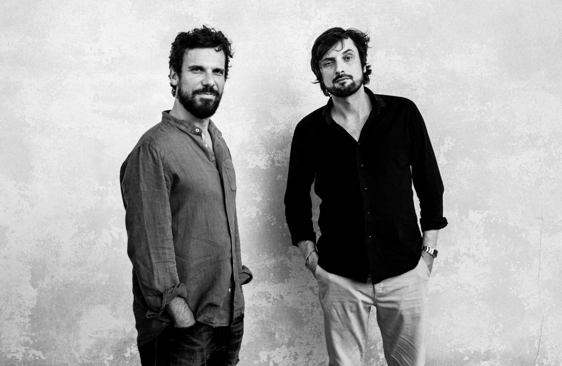 """Al Centro Zo Alessandro Bardani e Francesco Montanari in """"La più meglio gioventù"""""""