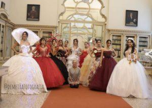 """""""Amare Agata"""" la XVIII mostra di abiti e costumi dedicati a Sant'Agata"""