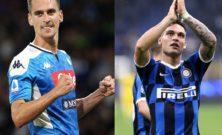 """Serie A, 18° giornata: test """"partenopeo"""" per l'Inter, nel Milan subito Ibra!"""