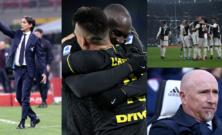 Serie A: dalla Lazio al Cagliari, tutte le sorprese del girone di andata