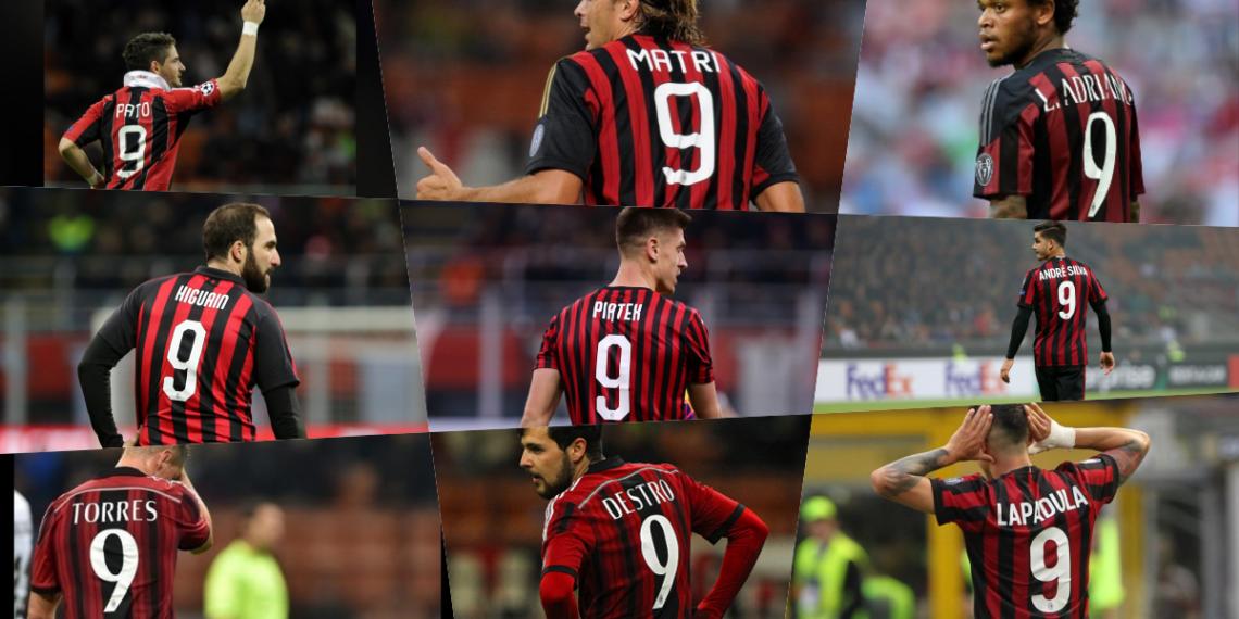 Milan, Piatek via: la maledizione della numero 9 di Inzaghi continua
