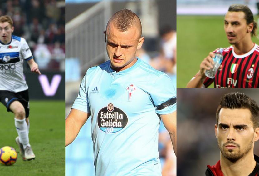 Calciomercato: Il Milan rivoluziona tutto, Due centrocampisti per il Napoli, Juve sui giovani