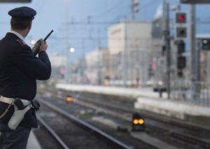 Controlli della Polizia nelle stazioni ferroviarie dell'Emilia-Romagna