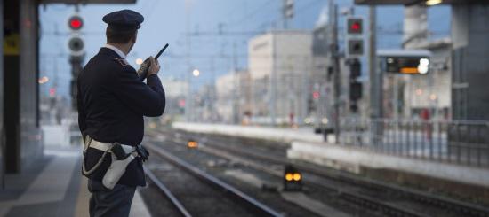 Bilancio settimanale dell'attività della Polizia di Stato nelle stazioni e sui treni