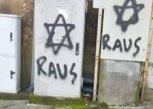 Scritte antisemite a Trecastagni. Drago: