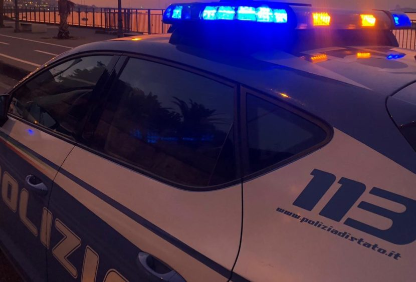 La Polizia di Stato ha condannato un ventenne agli arresti domiciliari per evasione