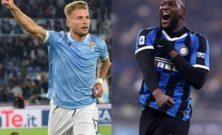 """Serie A, 24°giornata: Lazio-Inter infiamma l'Olimpico, """"spareggio Champions"""" a Bergamo"""