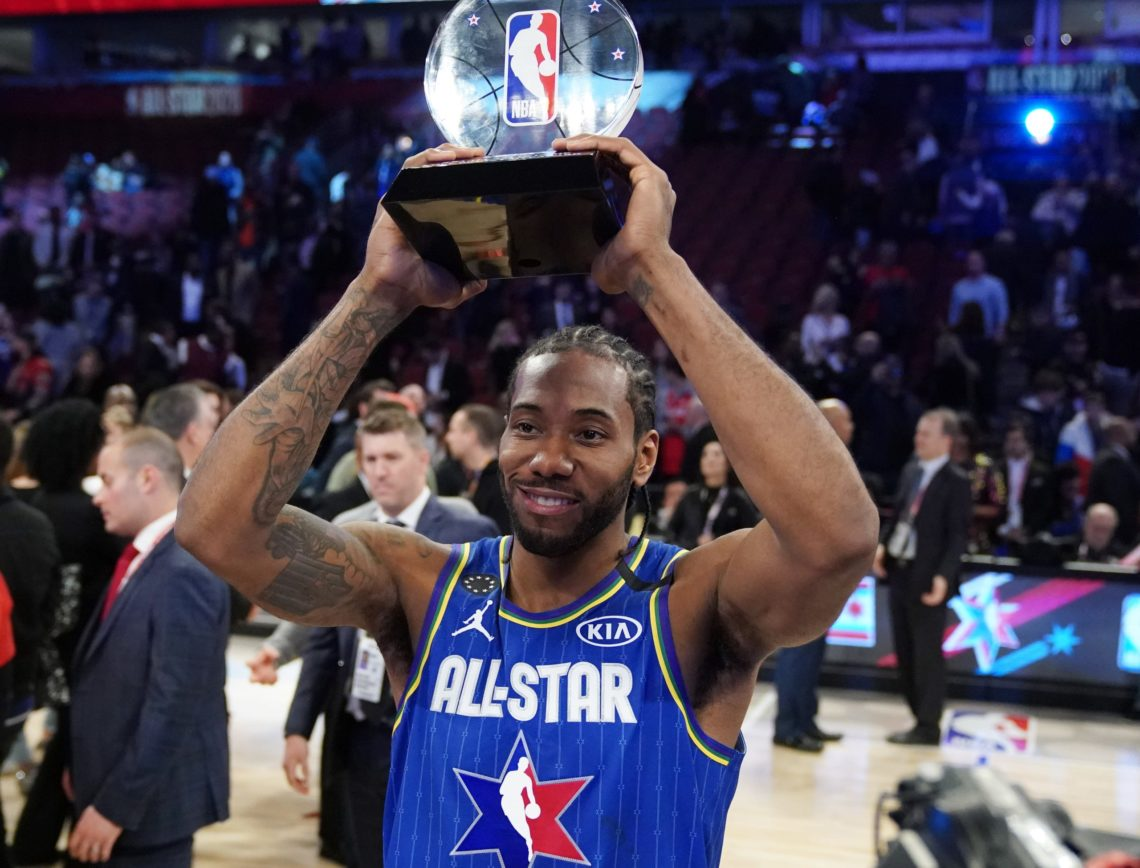 NBA All-Star Game: Team LeBron trionfa ancora, Kawhi Leonard MVP