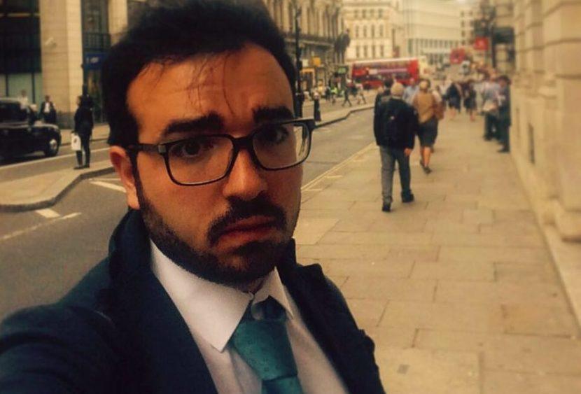 """Andrea, italiano in Inghilterra: """"Dovrebbero chiudere tutto, non hanno capito la gravità del Coronavirus"""""""
