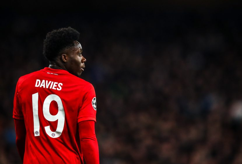Il viaggio di Alphonso Davies: dal campo profughi al Bayern Monaco