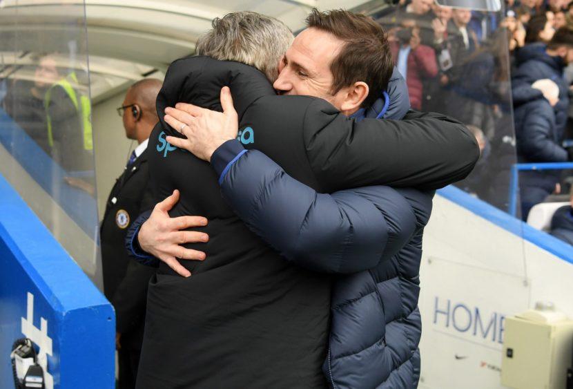 Premier League: Lampard riabbraccia (e batte) Ancelotti