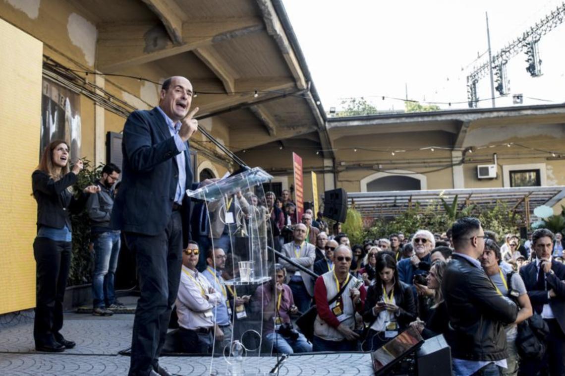"""Zingaretti positivo al Covid-19: """"Niente panico, isolamento domiciliare"""""""