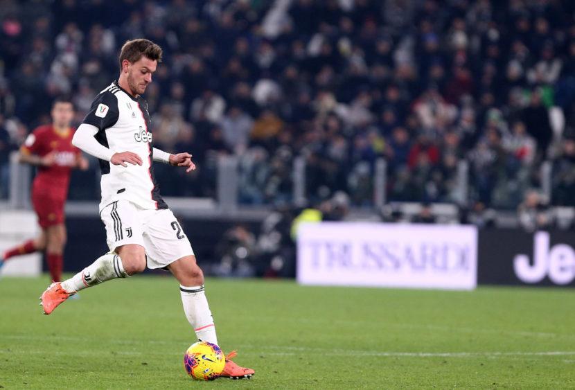 Daniele Rugani è il primo calciatore di Serie A positivo al Corinavirus