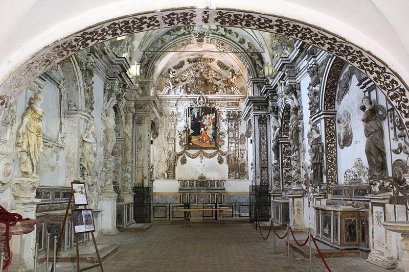 Viaggio nella storia: la Chiesa della Concezione di Sambuca