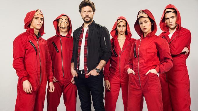 La Casa di Carta supera GOT: è la Serie TV più vista al mondo
