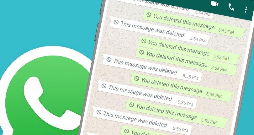 WhatsApp, ecco un'altra app per recuperare i messaggi cancellati