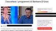 Tutti contro Barbara D'Urso: superate le 300mila firme per cancellare i programmi della conduttrice