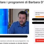 Contro Barbara D Urso