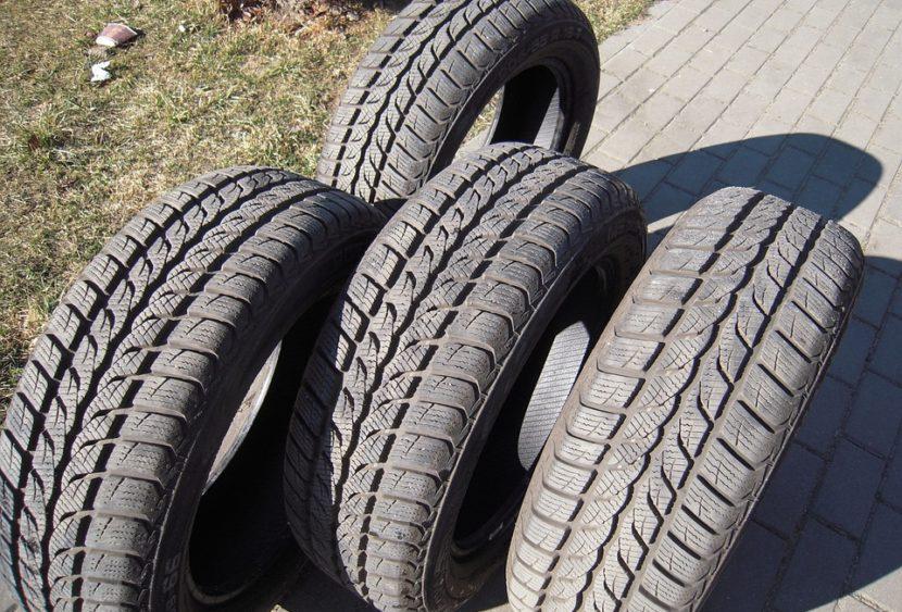 Qualche utile consiglio per salvare correttamente gli pneumatici