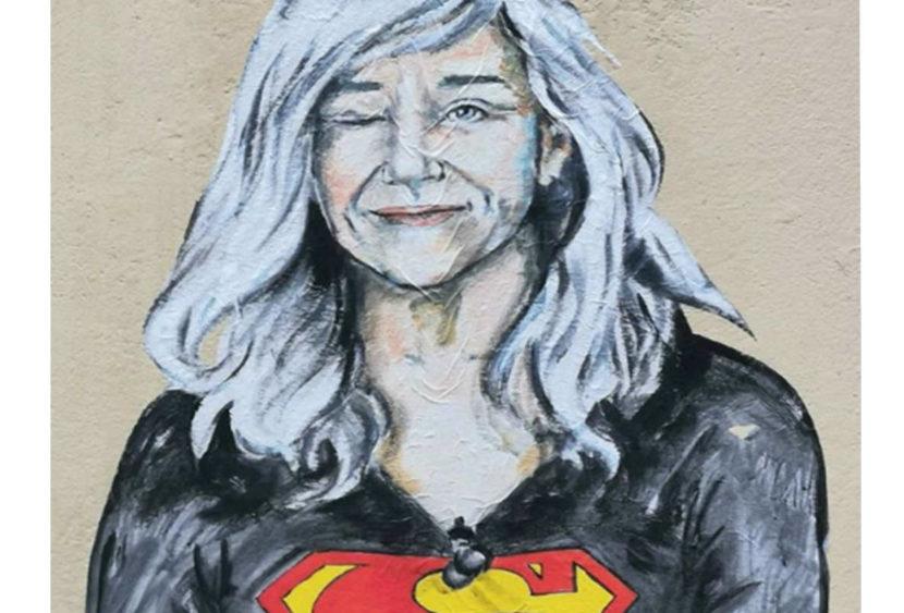 Giovanna Botteri: la nuova Superwoman delle LeDiesis